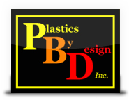 Plastics By Design Inc. Logo